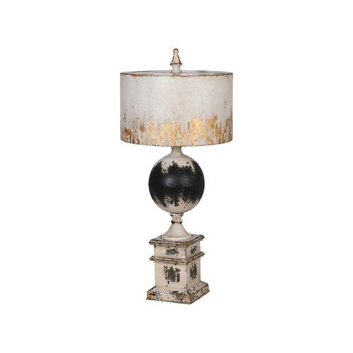 Bellamy Distressed Table Lamp