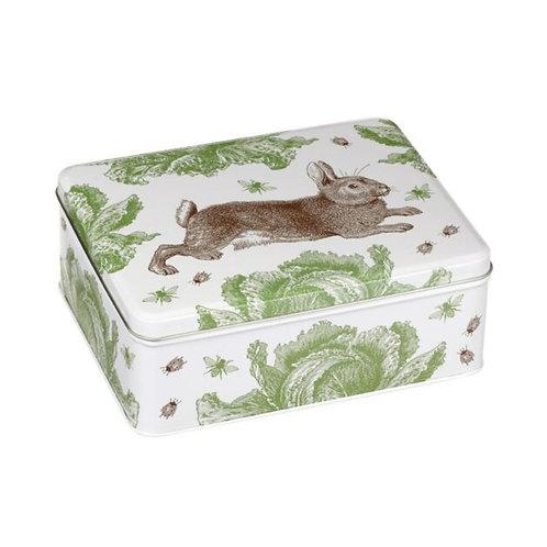 Thornback & Peel Rabbit Cabbage Tin