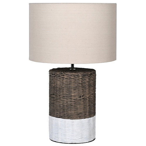 Basket Effect Table Lamp