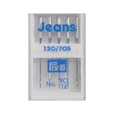 Aiguille machine à coudre 130/705 h n°90 pour jeans