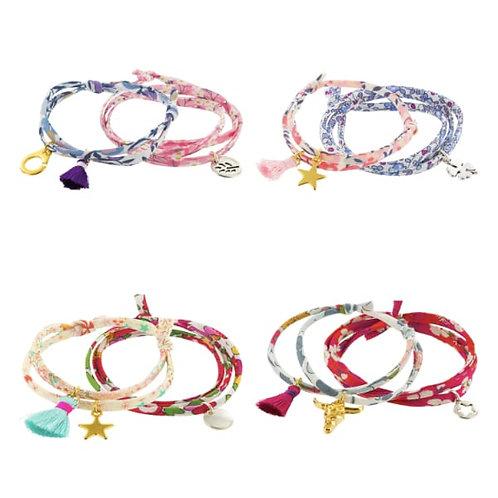 Kit bracelets duo Liberty