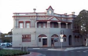 The Bristol Hotel