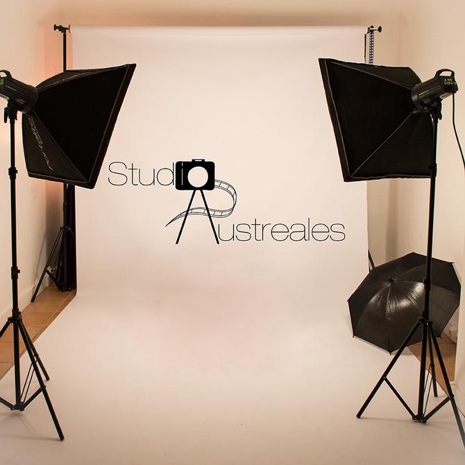 Le site du STUDIO AUSTREALES est en ligne !!! :)