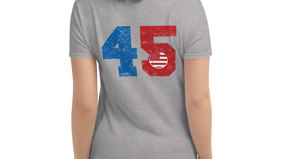 Saltue To #45 Tee