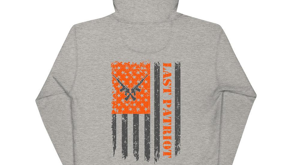 Last Patriot Flag Hoodie