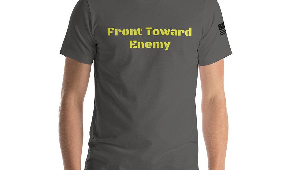 Men's Front Toward Enemy Tee