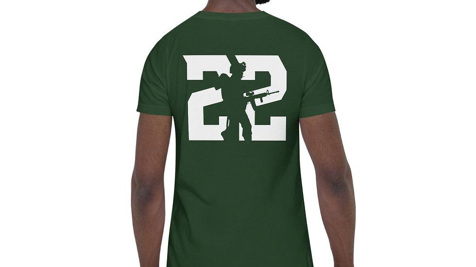 22 Veteran's Tee