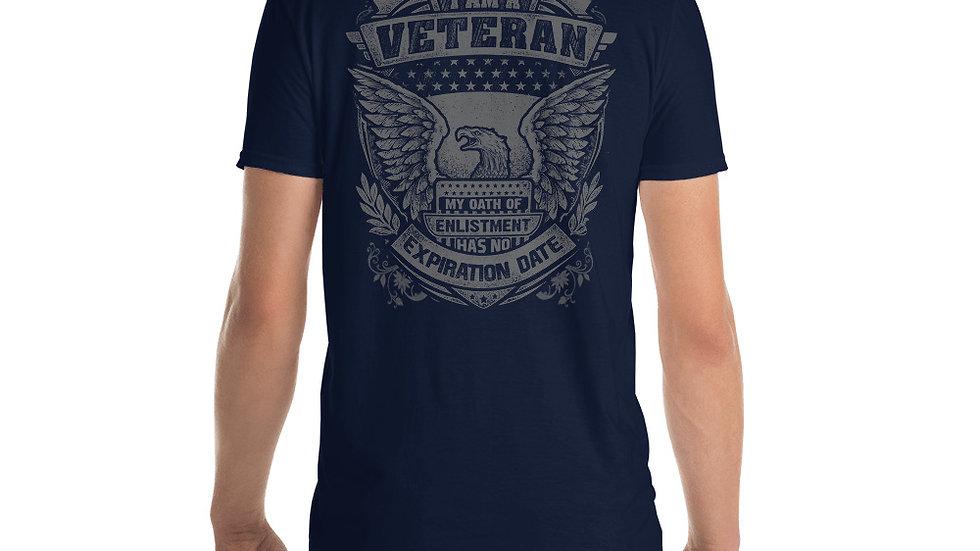 Men's I am Veteran Tee