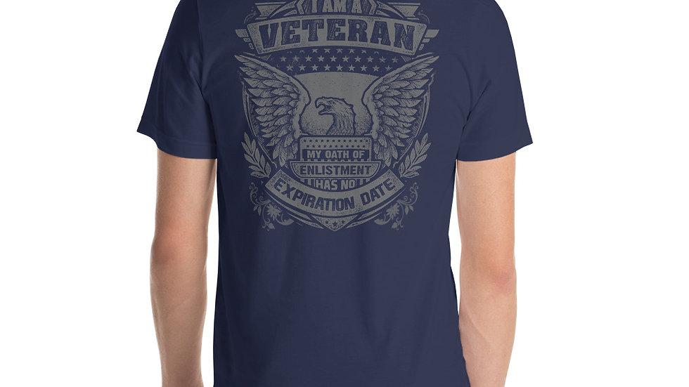 I am Veteran Tee