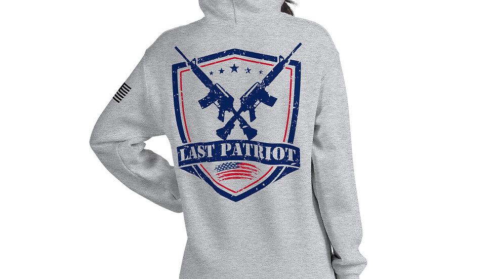 Women's Last Patriot Armed Hoodie