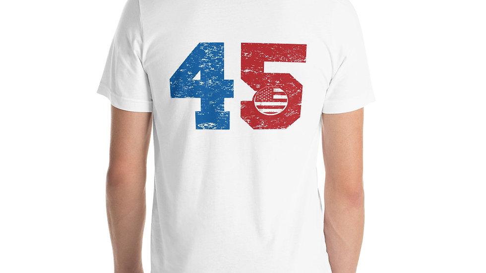 Salute To #45 Tee