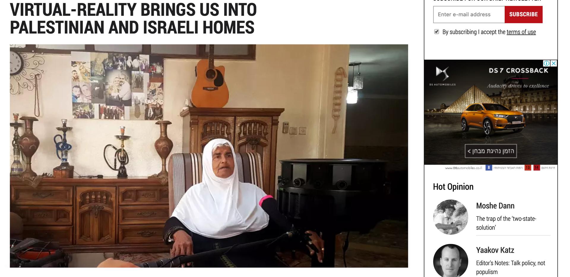 The Jerusalem Post - July 14, 2019