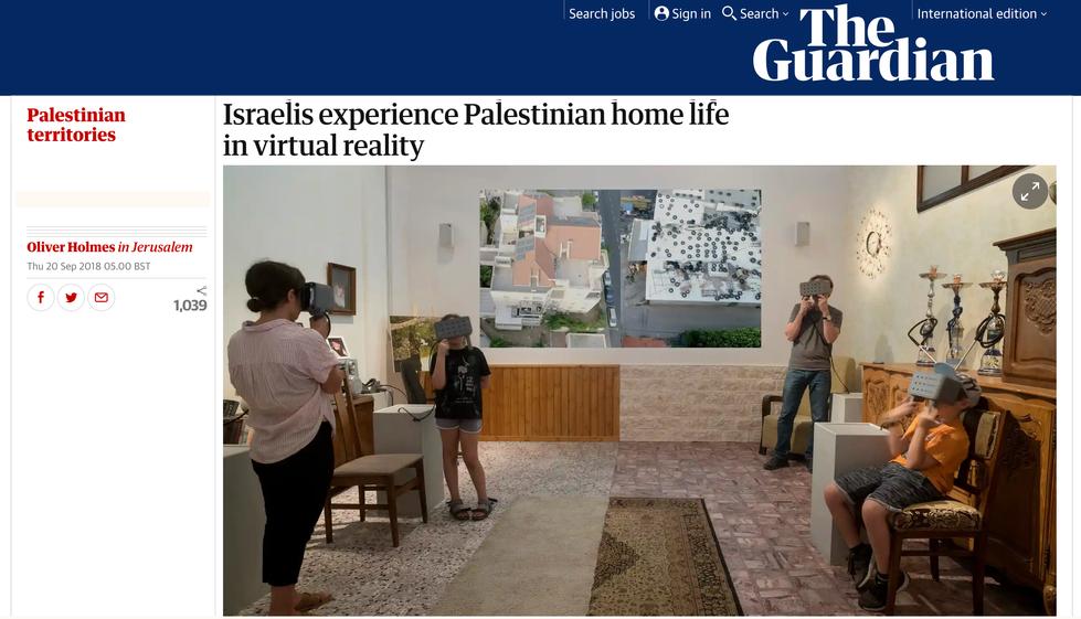 The Guardian, September 20, 2018
