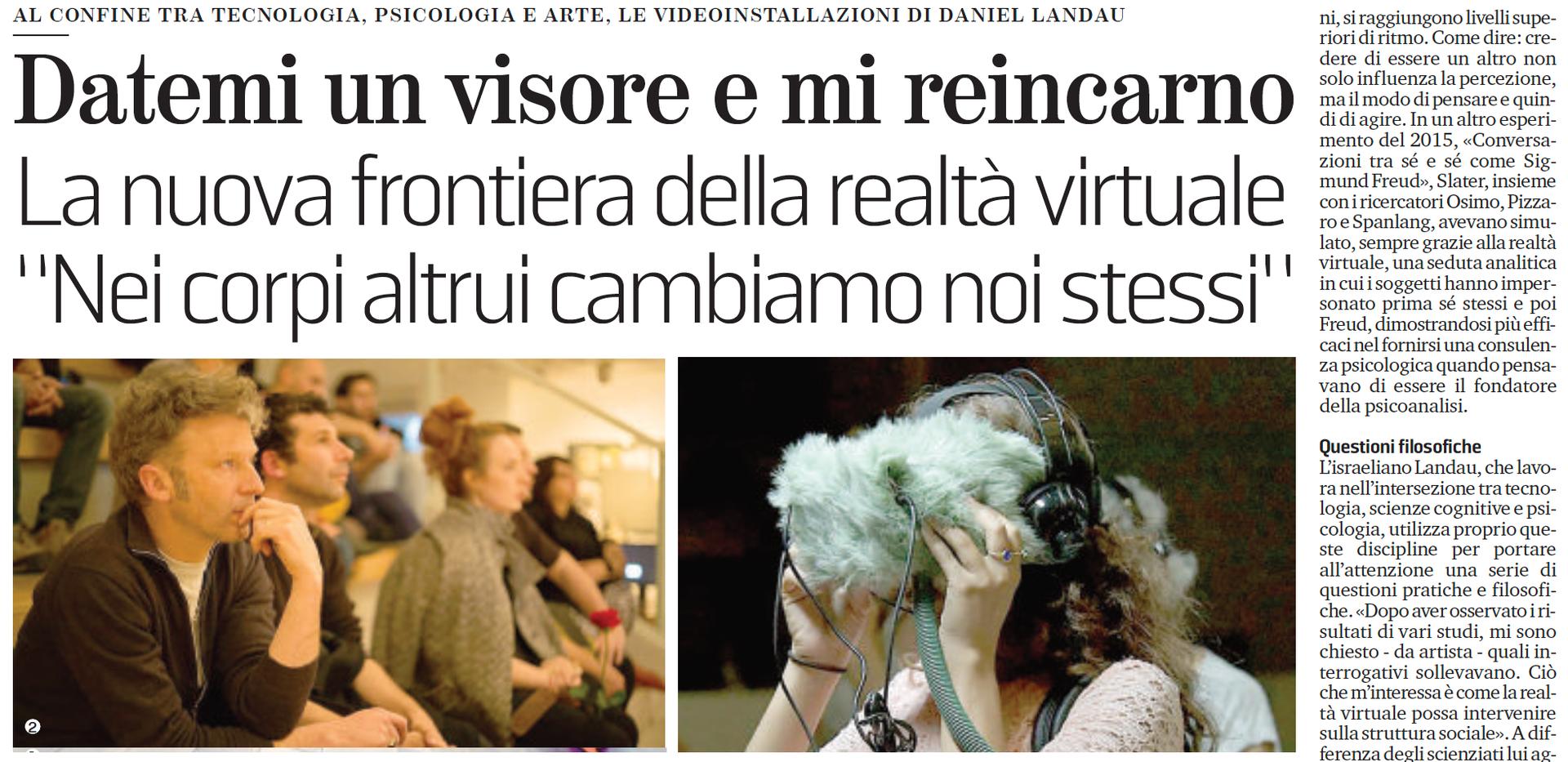 La Stampa - August 4, 2018