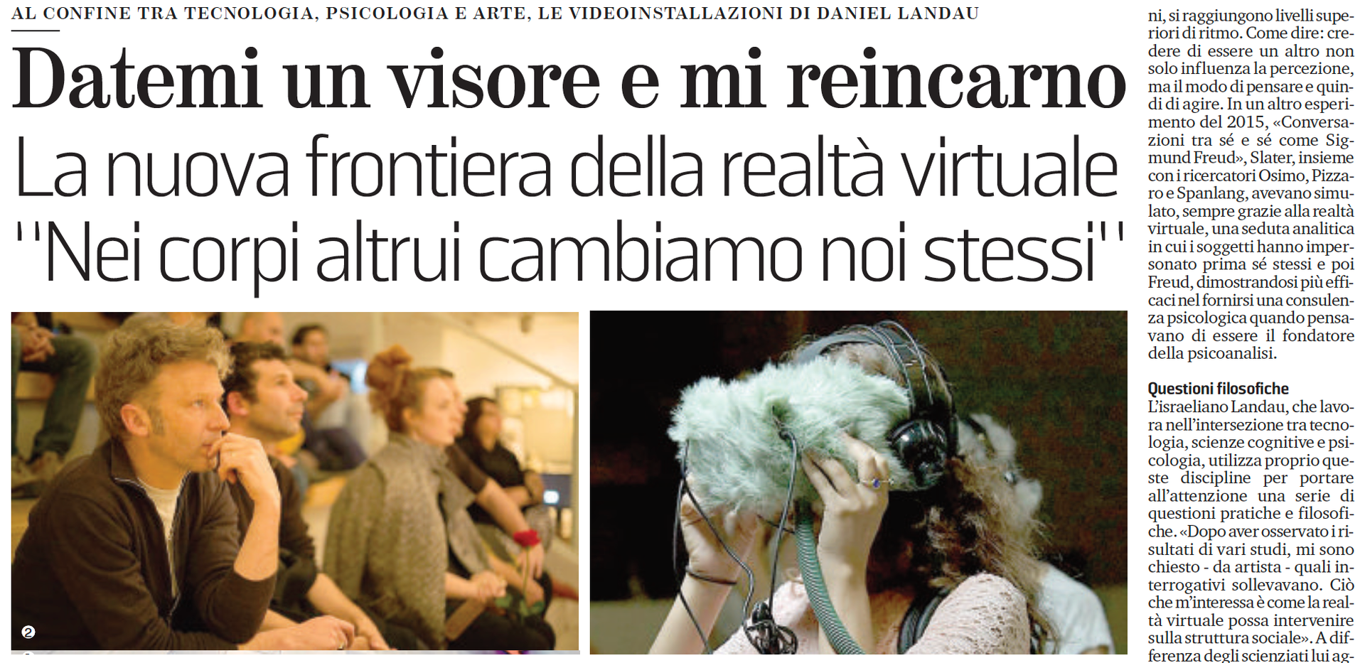 La Stampa - August 4, 2018