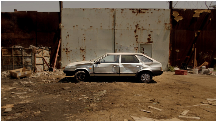 Decomposing Car