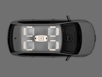 Autonomous Table for Transportation