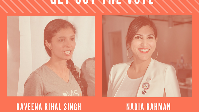 Activating Your Personal Network to Get Out the Vote