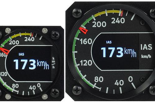 Kanardia Indu Airspeed Indicator