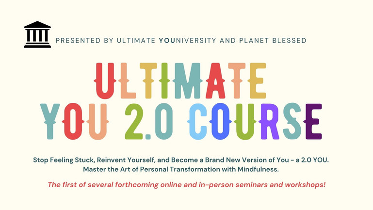 YOU 2.0 Mindfulness Program Orientation