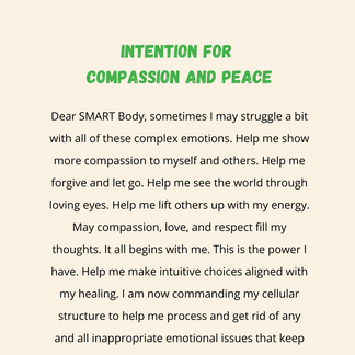 Compassion & Peace