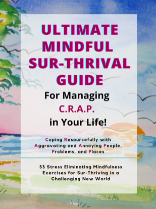 Front Cover Ultimate Mindful Sur-Thrival