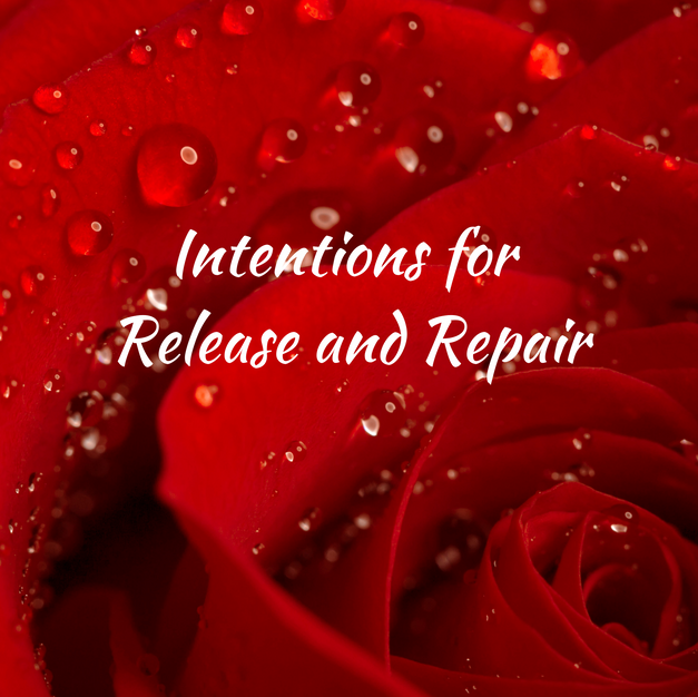 Intentions for Release and Repair
