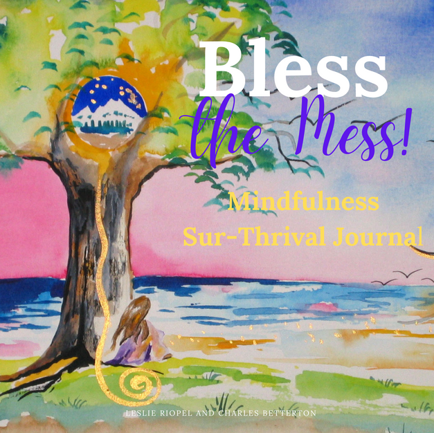 Bless the Mess Journal Full Color Version