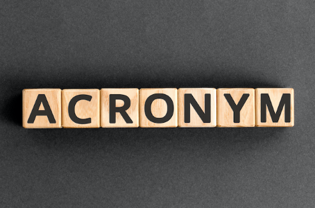 Money Acronyms: An ABC Guide