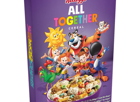 Kellogg's Make A Meal Of Breakfast