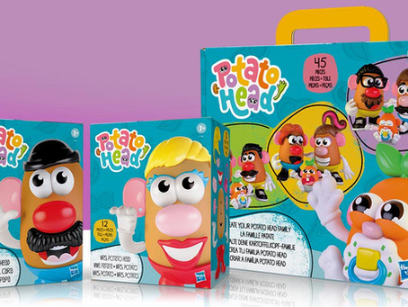 New Potato: Has Mr Potato Head Had His Chips?