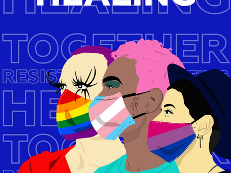 Today: International Day Against Homophobia, Transphobia and Biphobia