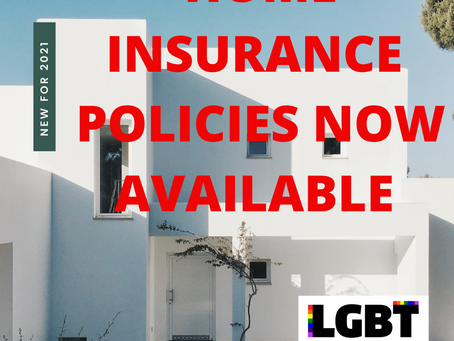 LGBT Money Now Includes Home Insurance Policies And More