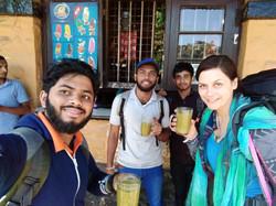 Travel through Sri Lanka