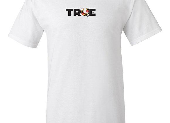TRUE -Tee - White