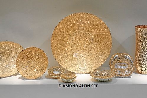 DIAMOND ALTIN ALTIN SET