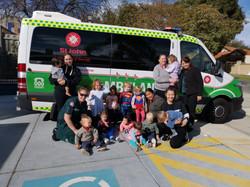 Ambulance Service Visit