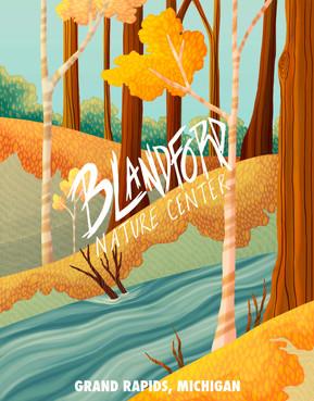 Blandford Nature Center