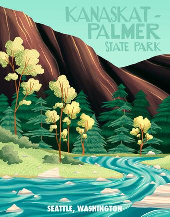 Kanaskat Palmer State Park