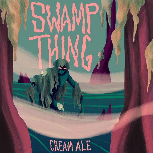 Swamp Thing - New Orleans