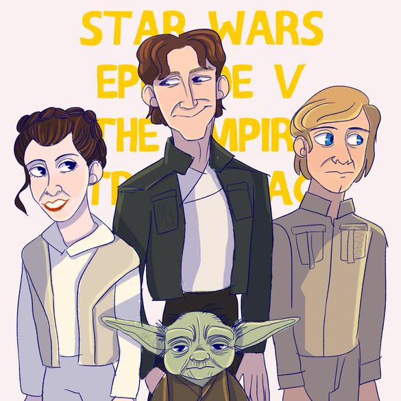 Star Wars - Episode V - The Empire Strikes Back