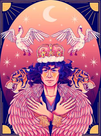 Marc Bolan - September 2019