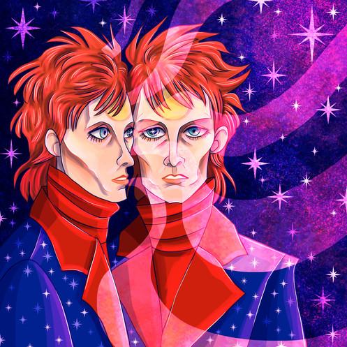 David Bowie - August 2020