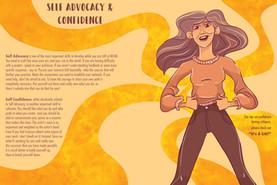 Self Advocacy / Confidence - MCAD Zine