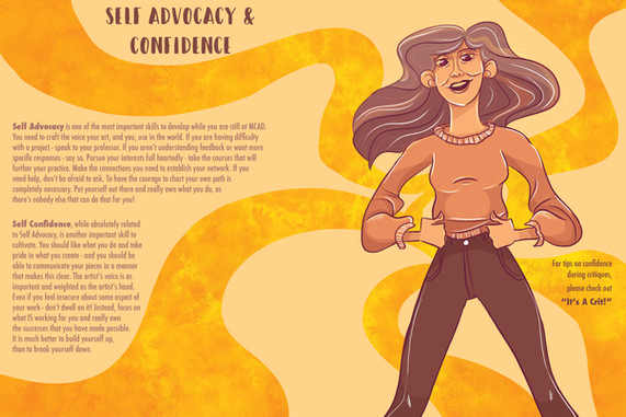 Self Advocacy / Confidence