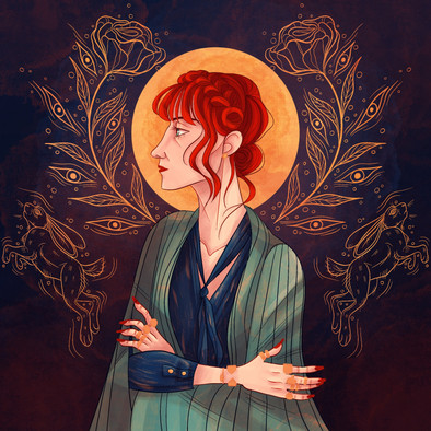 Florence Welch - March 2021