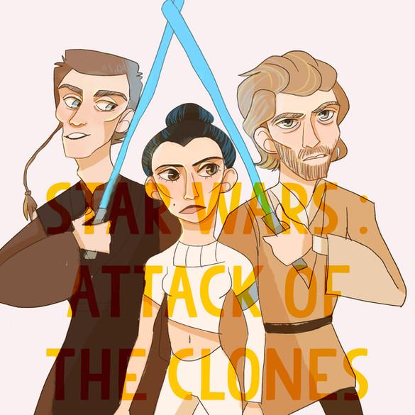 Star Wars - Episode II - Attack of the Clones