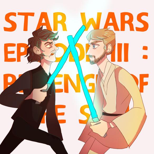 Star Wars - Episode III - Revenge of the Sith