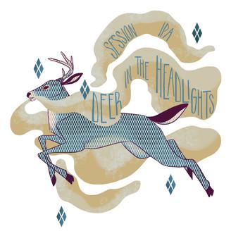 Deer in the Headlights - Portland