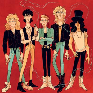 Guns N' Roses - February 2021